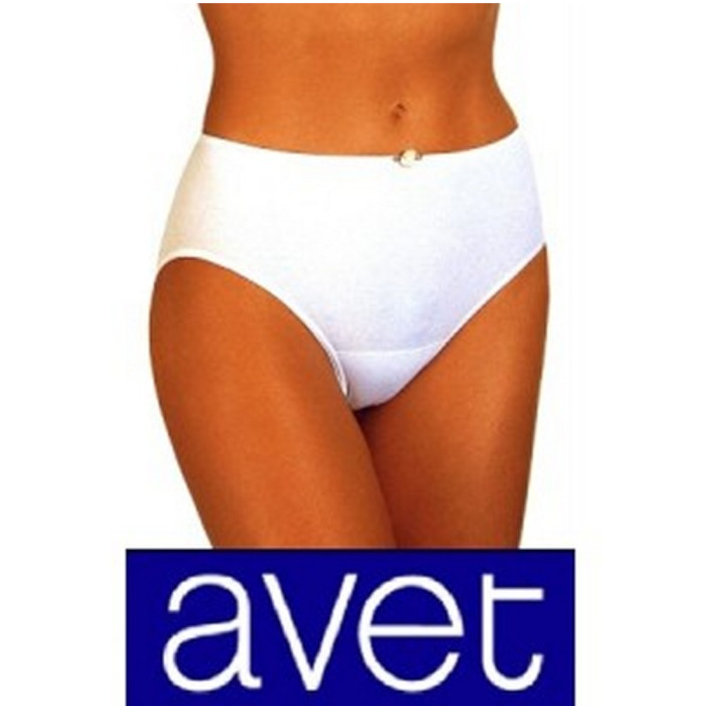 Mujer AVET 3267 Braguita algodon Pack x 6